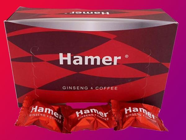 Kẹo sâm Hammer giúp tăng cường sinh lý cho phái mạnh